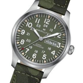 【並行輸入品】HAMILTON ハミルトン 腕時計 H70535061 メンズ KHAKI カーキ DAY DATE デイデイト