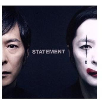 STATEMENT(初回限定盤A)(DVD付)/徳永英明(徳永英明)