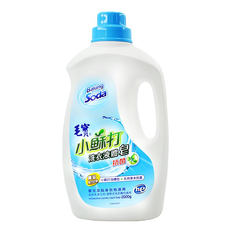 毛寶小蘇打液體皂-抗菌