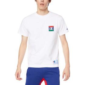 [チャンピオン] Tシャツ C3-Q302 メンズ ホワイト 日本 XL (日本サイズXL相当)