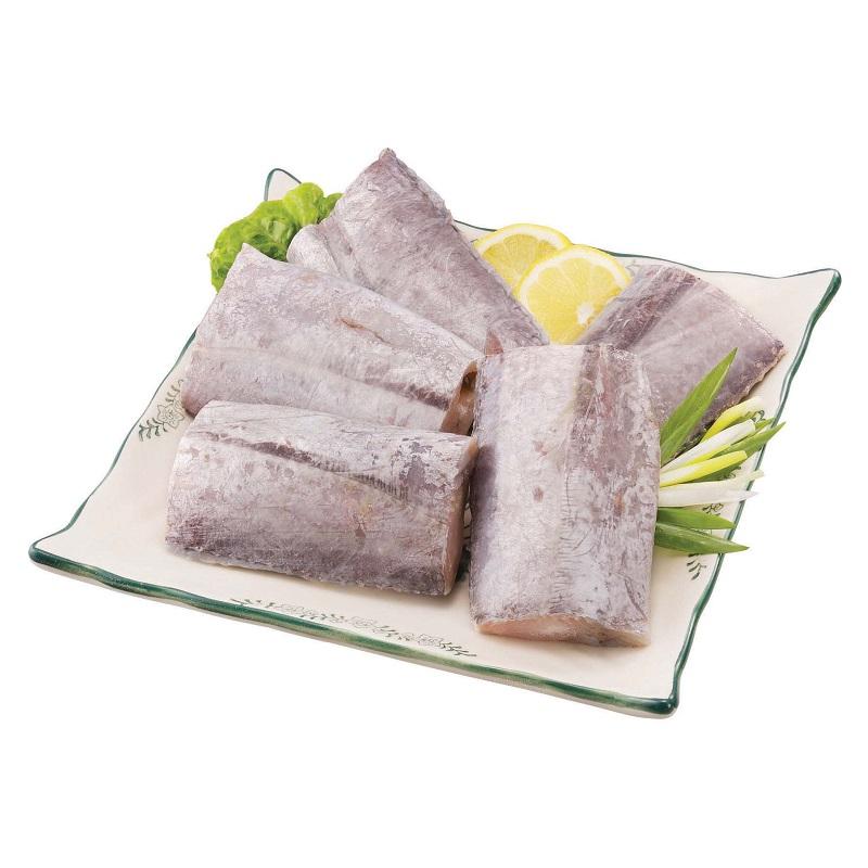 白帶魚切片(每包約400克)