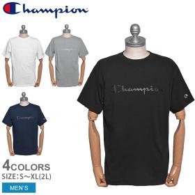 CHAMPION チャンピオン Tシャツ 18SS ベーシックチャンピオン C3-M350 メンズ 半袖 ベーシック