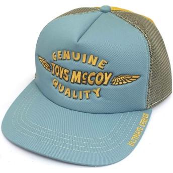 TOYS McCOY #TMA1907 メッシュキャップTOYS McCOY ULTIMATE SEEKER フリーサイズ 111サックスグレー