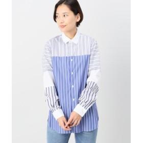 (JOINT WORKS/ジョイントワークス)スミダシャツ SWITCH REG SHIRT 01/レディース ブルーA