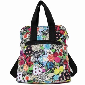 LeSportsac レスポートサック リュックサック 8240 EVERYDAY BACKPACK E141 SUNLIGHT FLORAL [並行輸入品]