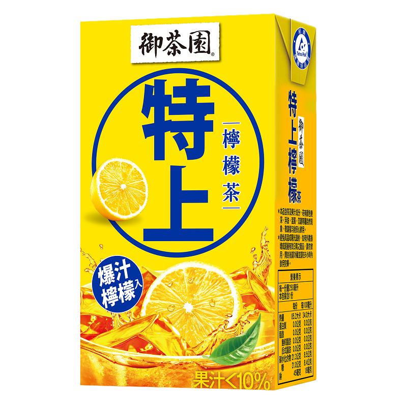 御茶園特上檸檬茶 250ml*6入/組