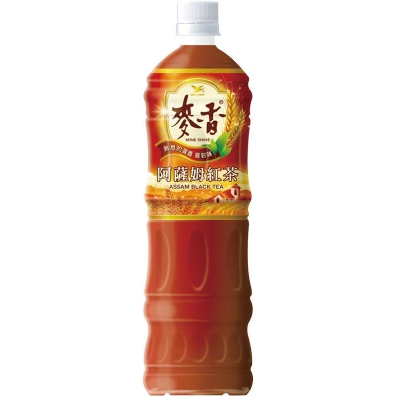 麥香阿薩姆紅茶1250ml