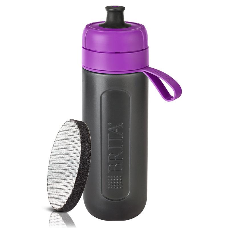 BRITA 運動濾水瓶600ml內含1入濾片