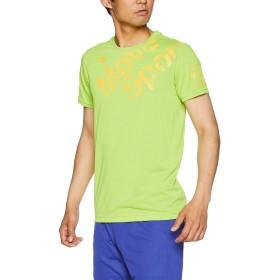 [デサント] ブリーズプラス Tシャツ 高通気 消臭 吸汗速乾 ストレッチ ブリーズプラスTシャツ GR 日本 L (日本サイズL相当)