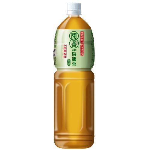開喜凍頂烏龍茶無糖1.5L