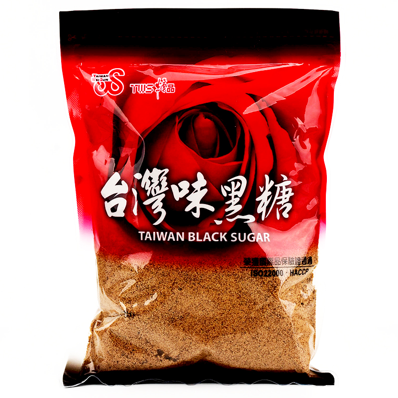 TWS台灣味黑糖