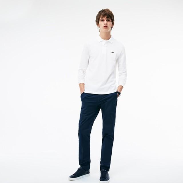 オリジナルフィット 長袖 ポロシャツ