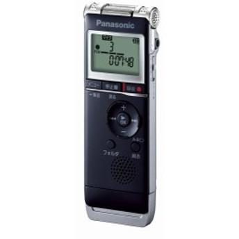 パナソニック ICレコーダー 8GB ブラック RR-XS370-K
