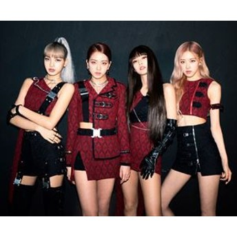 [CD] BLACKPINK/KILL THIS LOVE -JP Ver.-(初回限定盤/BLACK Ver.) [予約受付中]