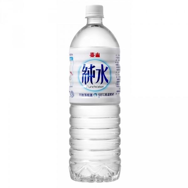泰山純水1500ml