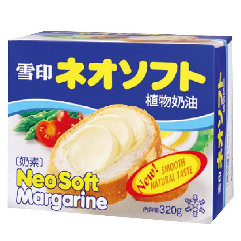 雪印Neo Soft脂肪抹醬320g