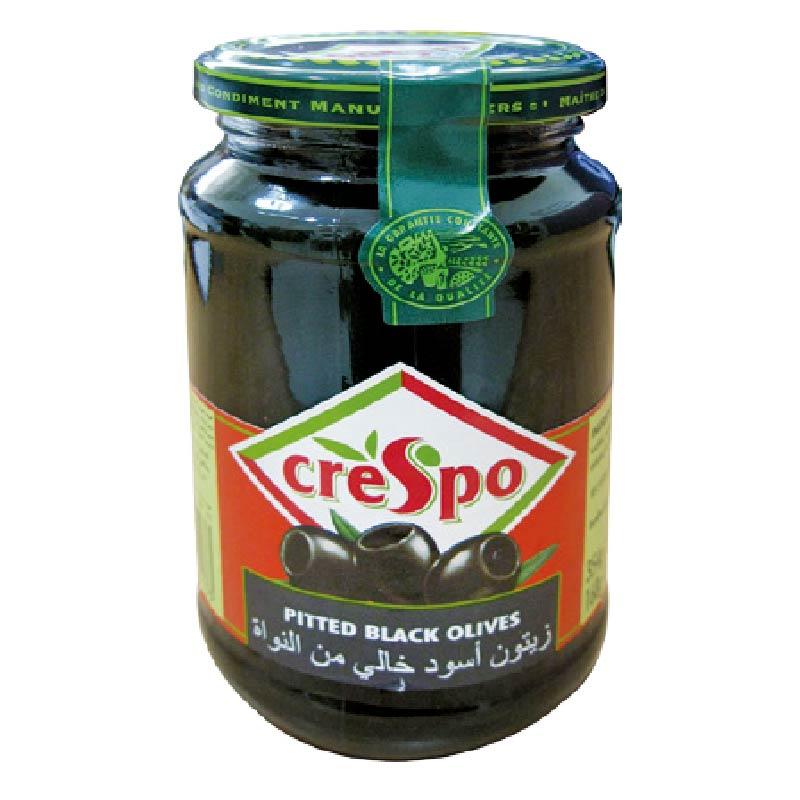 Crespo 瑰寶去籽黑橄欖