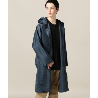 JOINT WORKS GREI HOODED DBMAN PARKA ネイビー S