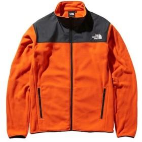 ノースフェイス(THE NORTH FACE) メンズ マウンテンバーサマイクロジャケット Mountain Versa Micro Jacket パパイヤオレンジ NL71904 PG アウター