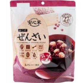 安心米 おこげ ぜんざい(145g)[非常食・保存食]