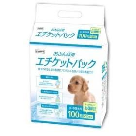 ペットプロジャパン Pet Pro Japan ペットプロ おさんぽ用エチケットパック 110枚入