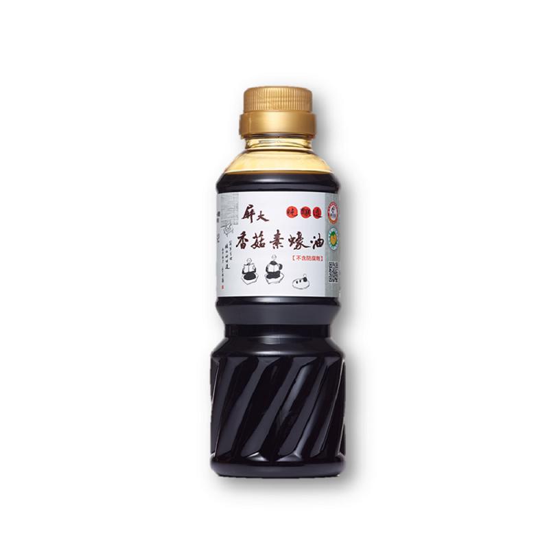 【純素】屏大香菇素蠔油
