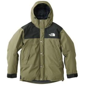 ノースフェイス(THE NORTH FACE) Mountain Down Jacket ND91737 BG (Men's)