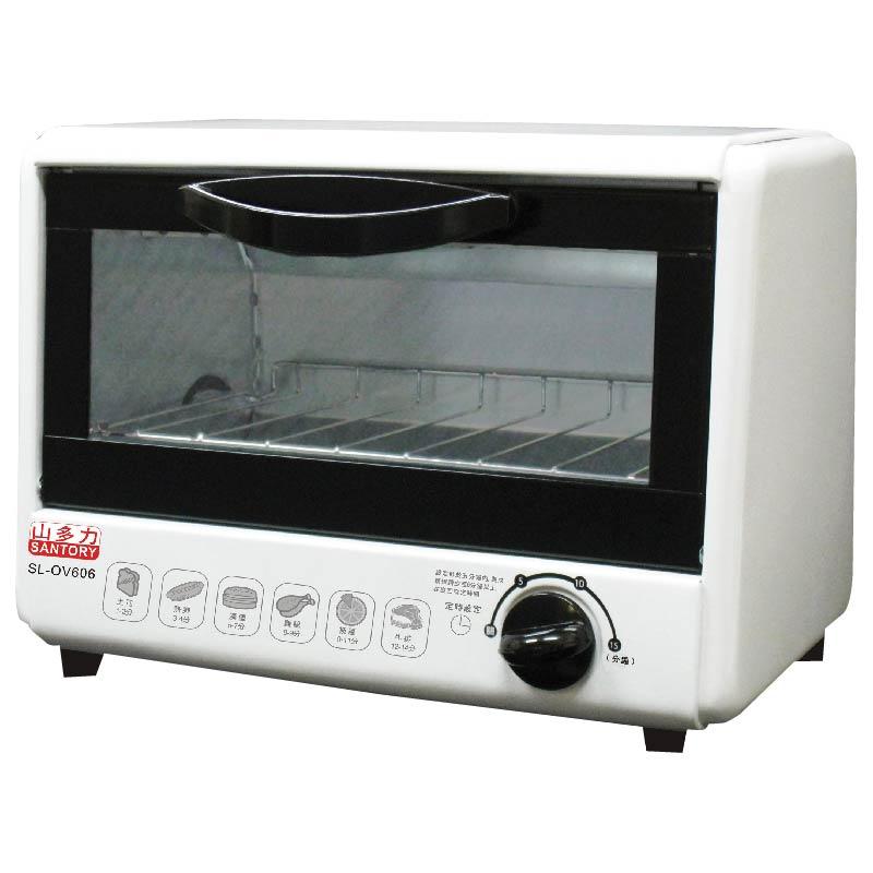山多力SL-OV606小烤箱(6L)