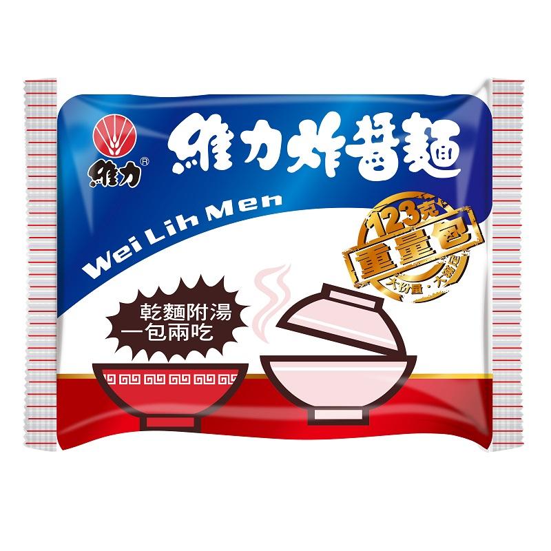 維力炸醬麵重量包(袋)123g