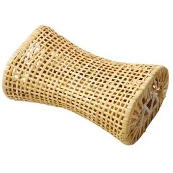 枕 ピロー 『籐枕』 約30×17cm 2503909 ナチュラルなひんやりラタン枕です