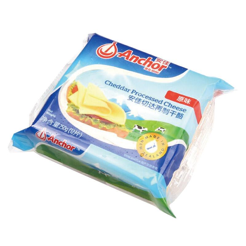 安佳原味乳酪12片