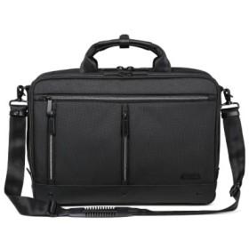 (Bag & Luggage SELECTION/カバンのセレクション)ディバイン ビジネスバッグ 3WAY ビジネス リュック メンズ ブランド 防水 撥水 軽量 DIVINE DIV17/ユニセックス ブラック