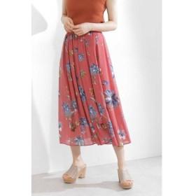 PROPORTION BODY DRESSING / プロポーションボディドレッシング  《EDIT COLOGNE》ブラードゥフラワーロングスカート