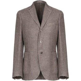 《セール開催中》BOGLIOLI メンズ テーラードジャケット ドーブグレー 50 ポリエステル 42% / ウール 40% / ウール 18%
