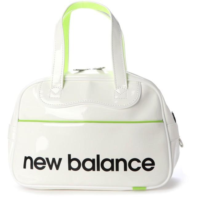 NEW BALANCE ニューバランス エナメルボストン JABL9730