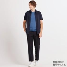 エアリズムフルオープンポロシャツ(半袖)