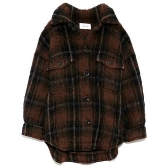 [マルイ] 【雑誌掲載】ウールシャツジャケット/フレイアイディー(FRAY I.D)