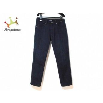 ジョルジオアルマーニ パンツ サイズ30(EU) メンズ ダークネイビー フェイクデニム 新着 20190731