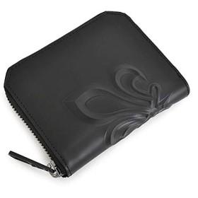 パトリックコックス 財布 二つ折り財布 ラウンドファスナー 黒(ブラック) PATRICK COX pxmw8rs3-10 メンズ 紳士