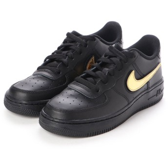 ナイキ NIKE AIR FORCE 1 LV8 3 (GS) (BLACK)