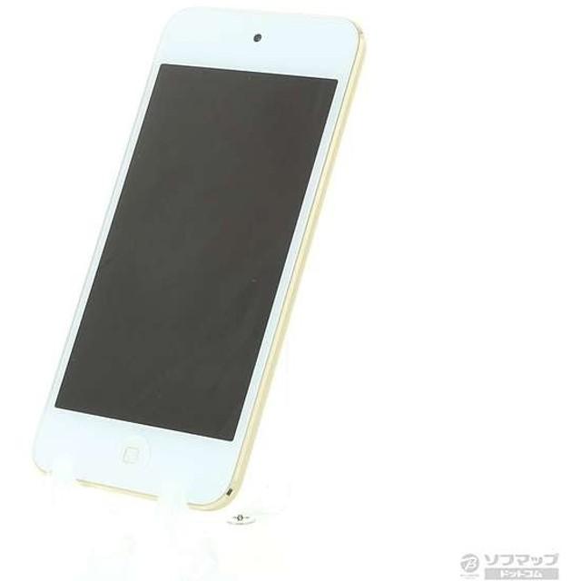 〔中古〕Apple(アップル) iPod touch 32GB (2015/ゴールド) MKHT2J/A