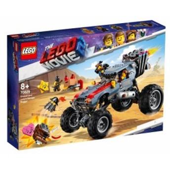 送料無料 レゴ(R)エメットとルーシーの脱出バギー 70829 おもちゃ こども 子供 レゴ ブロック 8歳~ LEGO