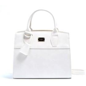 2Wayキレイ色の上品なミニハンドバッグ/アイボリー