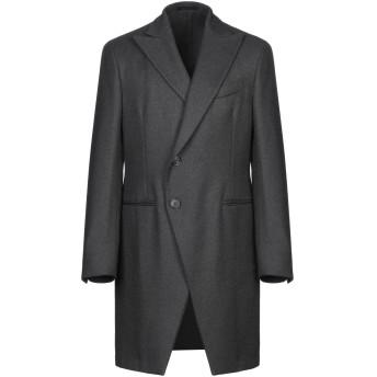 《期間限定セール開催中!》FUTURO メンズ コート 鉛色 48 バージンウール 100%