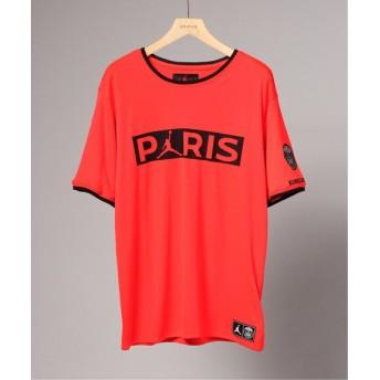EDIFICE Paris Saint-Germain JORDAN BCFC POLY RPLCA S/S トップ ブラック S