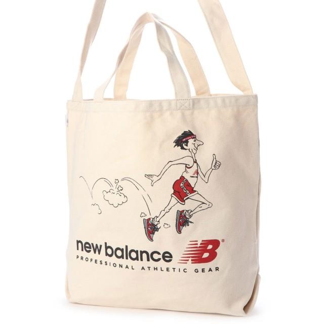 ニューバランス new balance トートバッグ 2WAYトートバック JABL9720