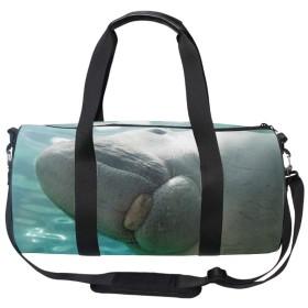 キャリーオンバッグ トラベルバッグ ボストンバッグ ジュゴン 2泊 旅行 バッグ 大容量 2wayバッグ レディース メンズ 防水 軽量 機内持ち込み