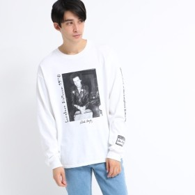 [マルイ] Roberta Bayley × tk. TAKEO KIKUCHI 「1978」Tシャツ(長袖)/ティーケー タケオキクチ(tk. TAKEO KIKUCHI)