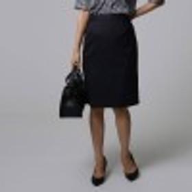 ウールステッチタイトスカート
