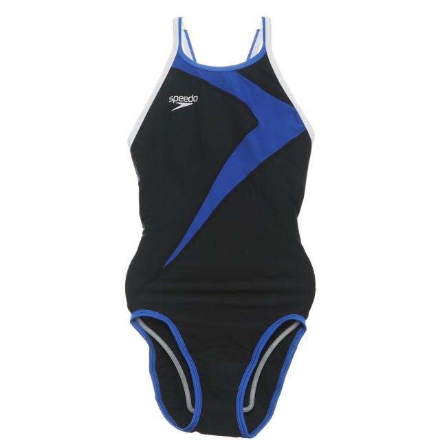 スピード SPEEDO レディース 水泳 競泳水着 FLIP TURNS SUIT STW01902【返品不可商品】